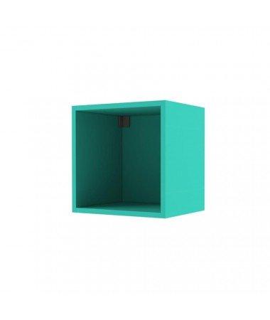 НЬЮ ТОН -  Полка куб аква