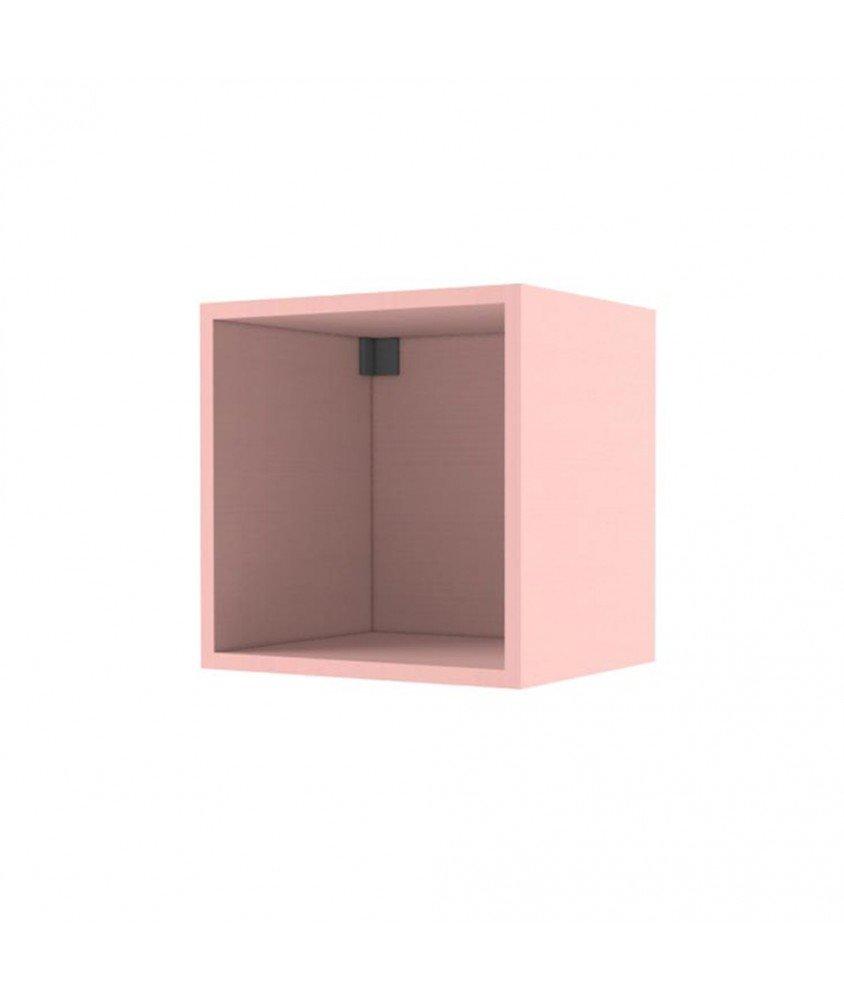 НЬЮ ТОН -  Полка куб розовая