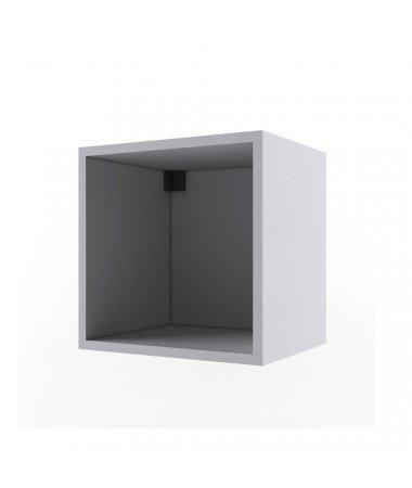 НЬЮ ТОН -  Полка куб св. серая