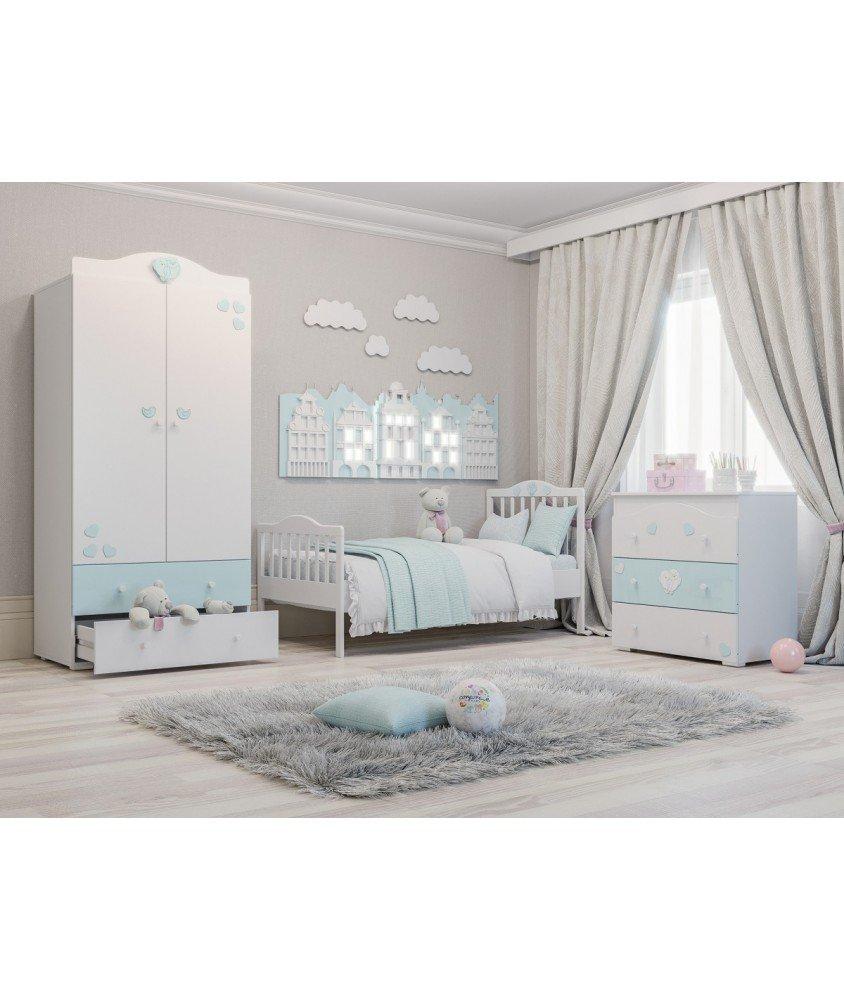 ЛИЛУ - Кровать НМ 041.06